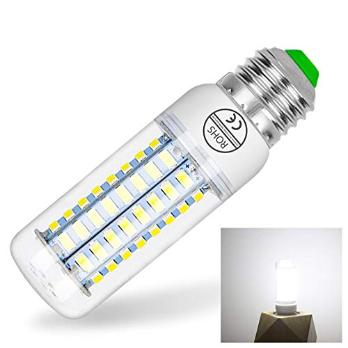 LED Maisbirne, Energieeinsparung Haushalt Glühbirne (Emitting Color : E27 White)