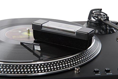 Acc-Sees APV004 Brosse antistatique pour nettoyage de vinyles