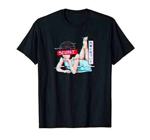 Notice Me Senpai | Manga Anime Meme | Japan Cosplay T-Shirt