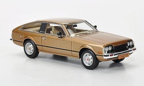 Disfruta de un 50% de descuento. Toyota Celica Celica Celica MkII (A40), oscuro-oro , 1978, Modelo de Auto, modello completo, Neo 1 43  mejor opcion