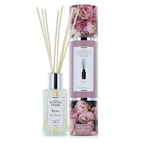 Ashleigh & Burwood parfumé Maison 150ml Diffuseur à anches parfum coffret cadeau pivoine