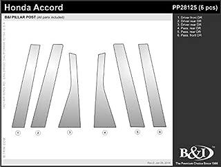 B&I PP28125 Pillar Post