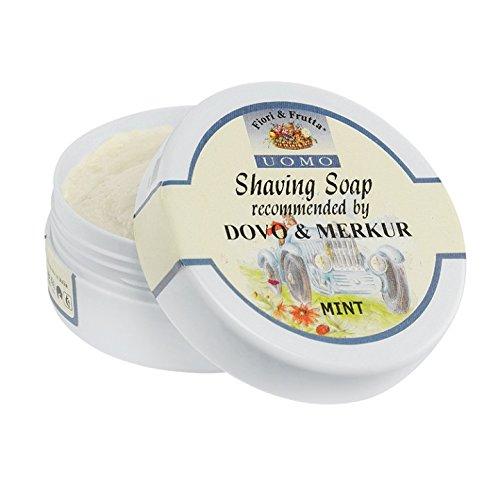 Jabón de Afeitar Cibe Uomo - Menta - Recomendado por Dovo y...