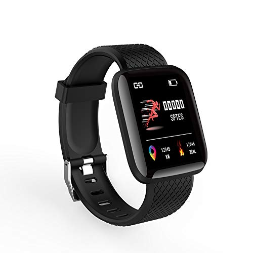 HUG PUPPY ID116 Bluetooth Fitness Smart Watch for Men and Kids Activity Tracker