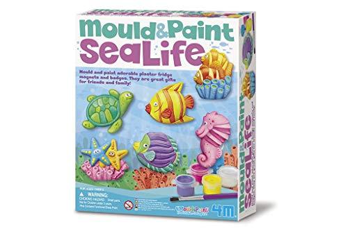 4M 5603511 - Giochi creativi, Kit modellaggio, Il Mare