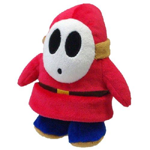 Nintendo Super Mario Bros Plüschfigur:Shy Guy