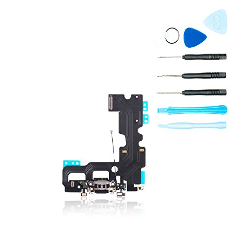teparto Dock Connector für iPhone 7 - USB Ladebuchse mit Werkzeugset