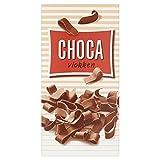 Choca vlokken chocolate Flakes 300G