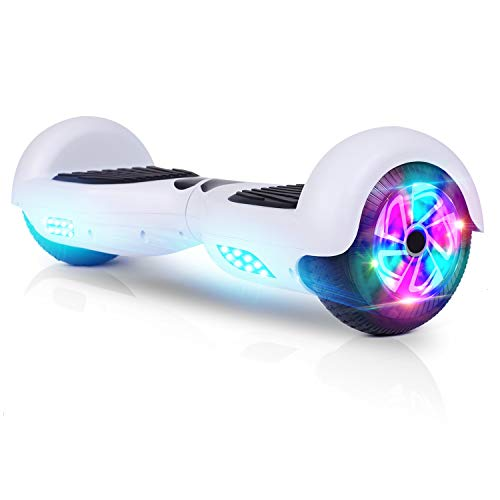 FLYING-ANT Hoverboard, Self Balancing Hover Boards with Led Light Wheel - F1 Series