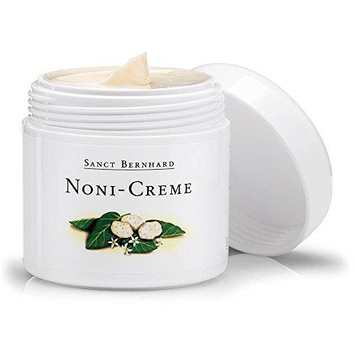 Sanct Bernhard Noni-Creme mit 10% reinem Bio-Noni-Saft, Spurenelementen, Enzymen, Aminosäuren 100 ml