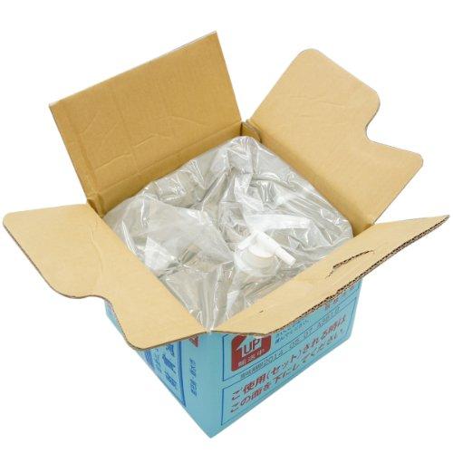 『財宝 温泉水 20L×3箱 バックインボックス』の5枚目の画像