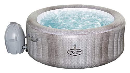 Bestway 54286 - Spa Hinchable Lay- Z-Spa Cancun Para 2-4 personas Redondo