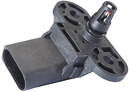 HELLA 6PP 009 400-261 Sensor, Saugrohrdruck - 4-polig