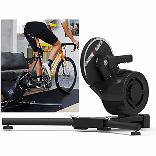 YZX Bicycle Training Platform, Virtual Reality Mountain/Road Bike Smart Riding Trainer, Indoor Cycling Roller Riding Power Training Stand