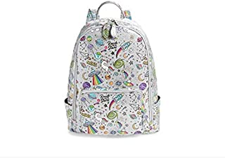 Backpacks for Life 4 to 11 Year Old, Silver Your Choice of Colors BritePax School Backpack