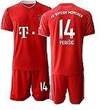 JEEG 20/21 Herren PERISIC 14# Fußball Trikot Fans Jersey Trainings Trikots (S)