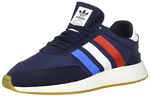 adidas Hombre I-5923 Zapatos de Correr Azul, 40