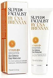 Super Facialist Vitamin C+ Skin Defence Daily Moisturiser 75ml - スーパーFacialistのビタミンC +皮膚の防衛毎日の保湿75ミリリットル (Superfacialist) [並行輸入品]