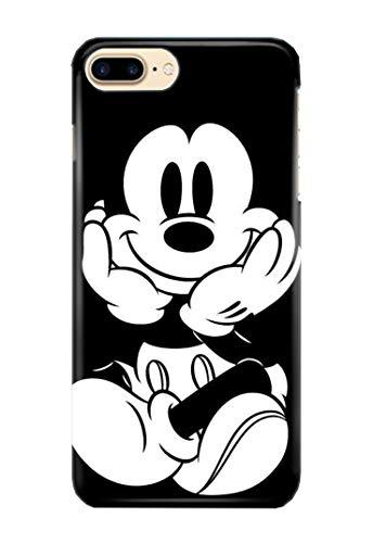 Carcasa para iPhone 8+ [Plus] Mickey Mouse Sweet Cute Disney 20 Diseños