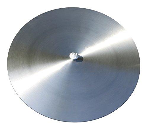 Edelstahl Deckl Ø 80 cm, RICON, für unsere Feuerstellen und Grills