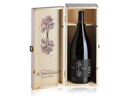 Lo Zoccolaio Barolo DOCG Riserva Ravera - Magnum - Cassa Legno - Vino Rosso - 1500 ml