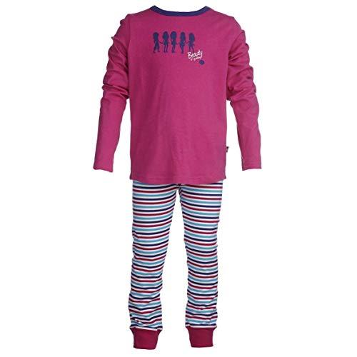 LEGO wear LEGO® wear Friends Kinder Mädchen Pyjama Amilla, Kleidergröße:128;Farbe:pink