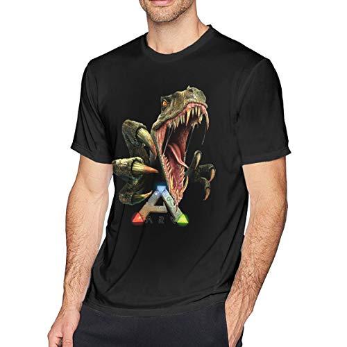 EUKhan ARK-Survival Evolved Herren T-Shirt Black M