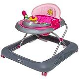ib style LITTLE CABRIO trotteur bébé | baby walker | Son & lumière | EN 1273:2005 | Rose
