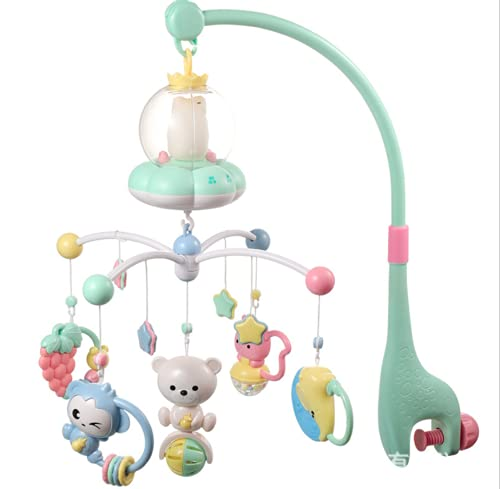 Sacramento Mall Animals Baby Crib Mobile with for Gir Music Now on sale Boys Relaxing