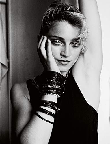 Richard Corman: Madonna NYC 83