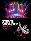 "DVD cover: ""Stevie Wonder Live at Last"""