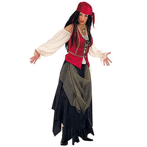Limit Valorius'Corsair Costume de Pirate pour Femme, 2XL