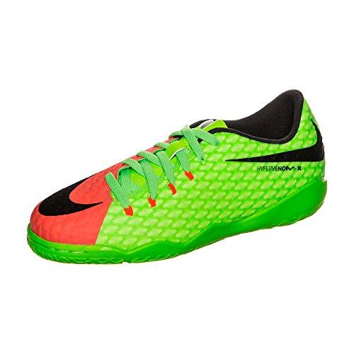Nike Hyper Venom x Phelon III Indoor Botas de fútbol para niños 11.5C US–28.5EU