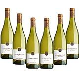 Les Terrasses Chardonnay IGP Oc Caisse de 6 bouteilles (6x0.75L)