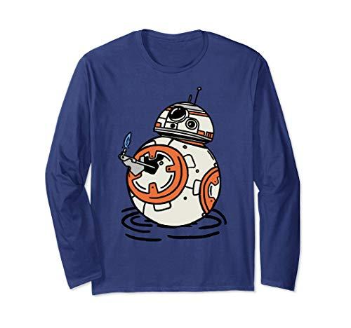 Star Wars: The Rise Of Skywalker BB-8 Thumbs Up Langarmshirt
