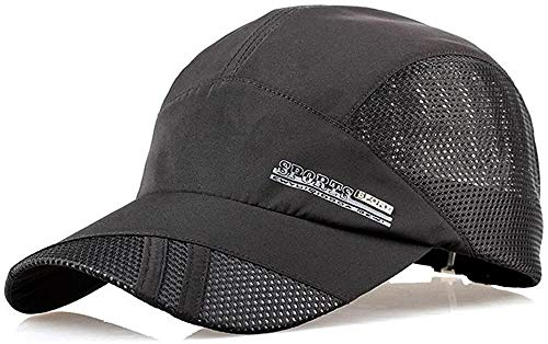 Hinleise Fashion Hat Sommer Outdoor Sport Baseball Hut Running Visor Cap für Mann