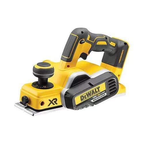 Dewalt DCP580NT-XJ Cepillo para madera XR 18V Brushless, incluye caja de herramientas TSTAK VI
