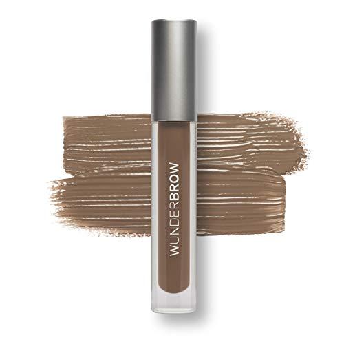 WUNDER2 WUNDERBROW Makeup Waterproof Eyebrow Gel For Long Lasting Eye Brow Make Up, Brunette, 0.1 Ounce (Pack of 1)