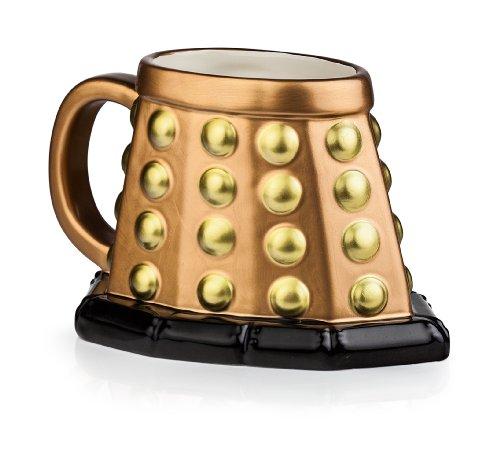 Dr Who Tasse 3D Dalek Base