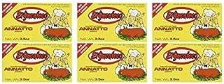 comprar comparacion Pasta de Achiote El Yucateco, 100 g (paquete de 6) | Tarjeta de recetas | Perfecto para platos mexicanos