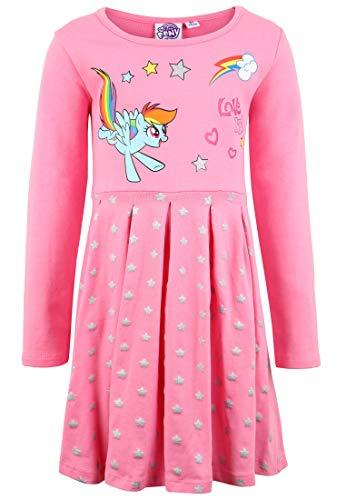 My little Pony Kleid, Fuchsie - 116/6 (92/2 Jahre)
