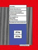 Oxforder Oktavhefte 5 & 6: Faksimile-Edition