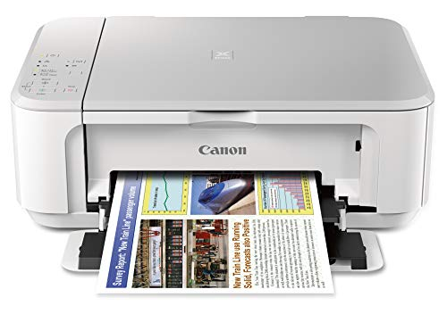 Canon PIXMA MG3620 Wireless All-In-One Color Inkjet Printer with Mobile and Tablet Printing, White. Buy it now for 76.01