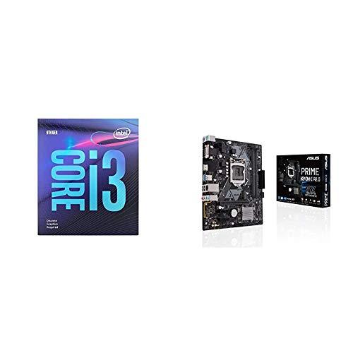 Core i3-9100F + PRIME H310M-E R2.0