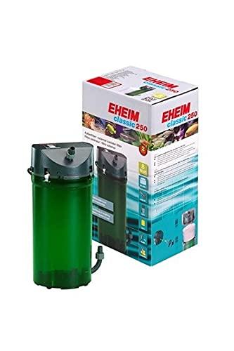 Eheim 7006316 Filtro externo 2213 Classic 250 sin filtro de masa