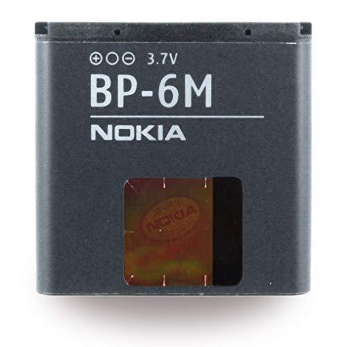 Nokia BP-6M Akku 1070-1100 mAh Li-Polymer