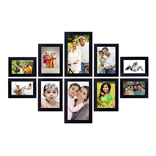 Natraj Stationery Products Pvt. Ltd. Slip in Plastic Pages Photo Album with 0.6mm Thick Extra Clear PVC Film, 150 Pockets, (Size Supported: 4x6 Inches, Multicolour)