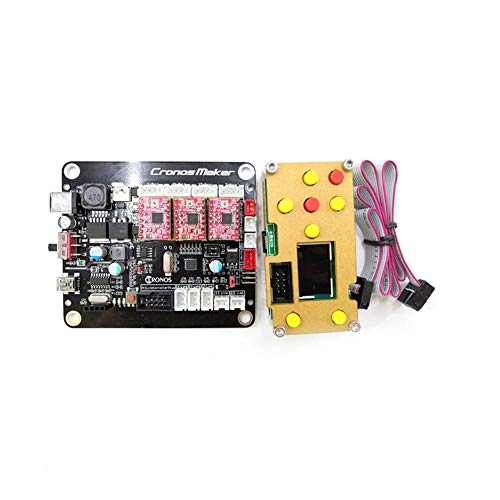 Purewords 3-Axis GRBL USB Driver Controller