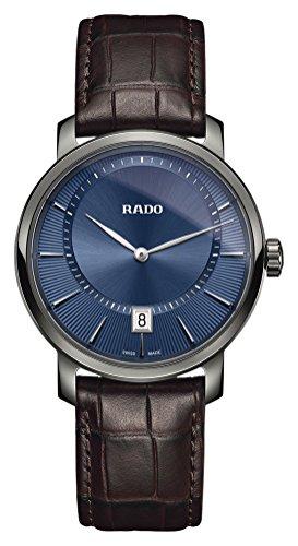 [ラドー] 腕時計 DiaMaster(ダイヤマスター) R14135206 メンズ 正規輸入品 ブラウン