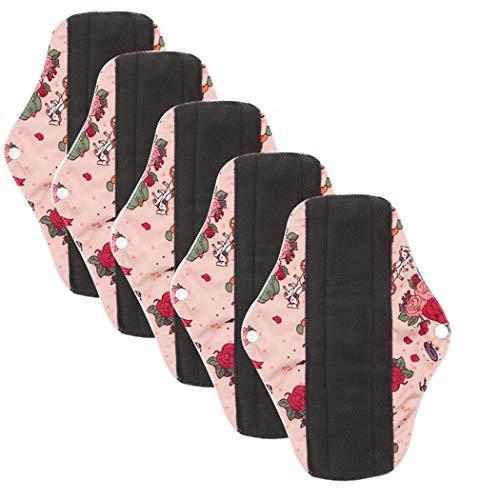 ZOYLINK Mama Tuch Damenbinde Menstrual Pad Wiederverwendbare Slipeinlage
